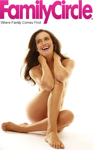 woman naked