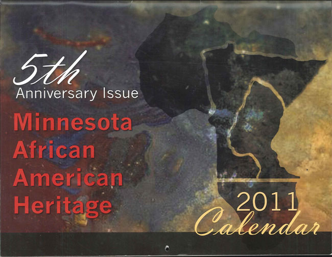 2011 African American Calendar