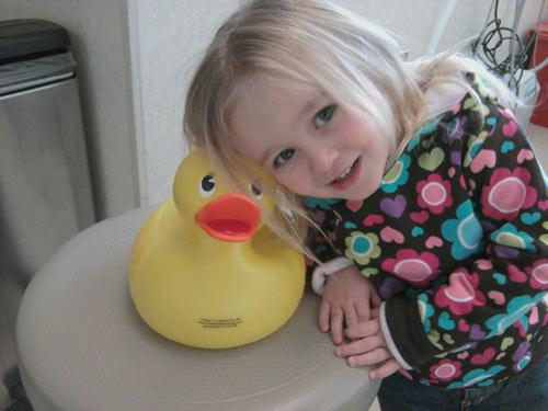 Kids ducks
