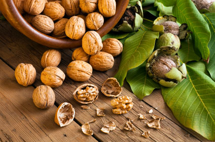 skin care walnuts