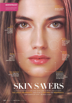 Scar smoothing treatments