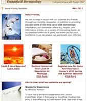 Dermatology newsletter minneapolis