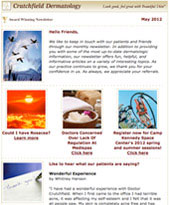 Dermatology newsletter minneapolis