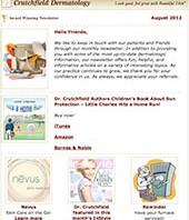 Dermatology news