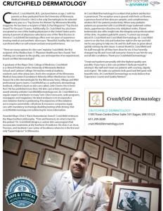 Dr Crutchfield Top Dermatologist