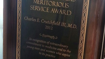 Minority Affairs Service Award