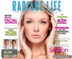 Radiant Life Aesthetic Magazine
