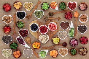 heart health foods