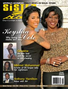 sister 2 sister magazine june 2009
