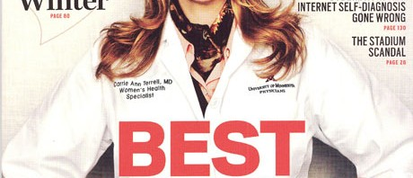 Dr. Crutchfield MN Monthly Best Doctors For Women