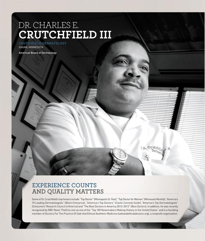 Dr. Charles Crutchfield