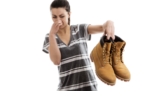 foot odor tips