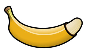 Circumcision Bananna