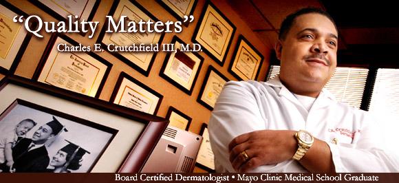 Eagan Dermatologist Charles Crutchfield