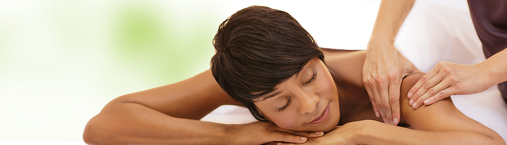 massage therapists help busy people relieve stress