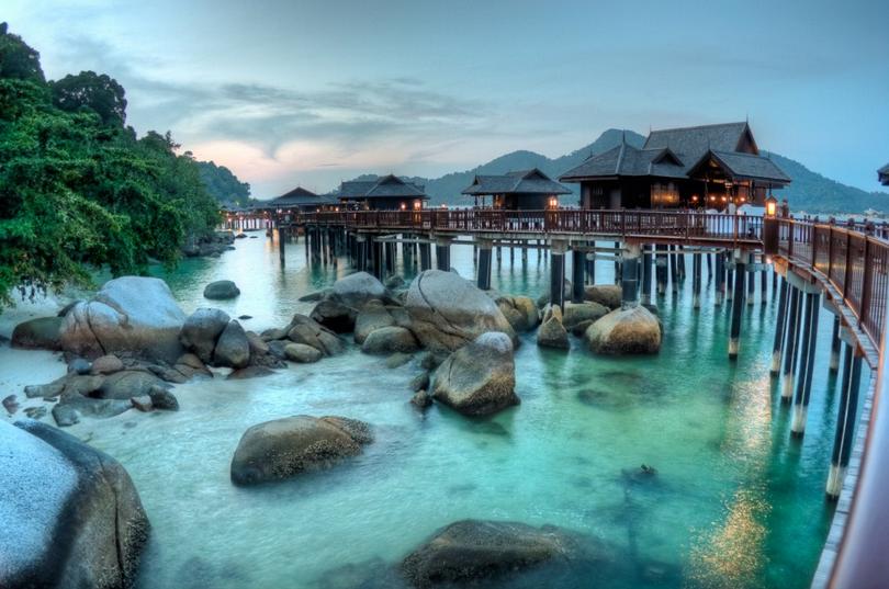 Pangkor Laut Resort – Pangkor Laut, Malaysia