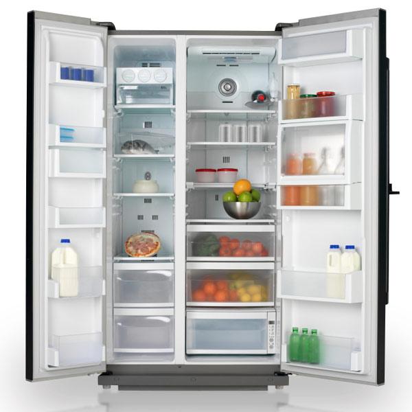 Refridgerator dairy tip