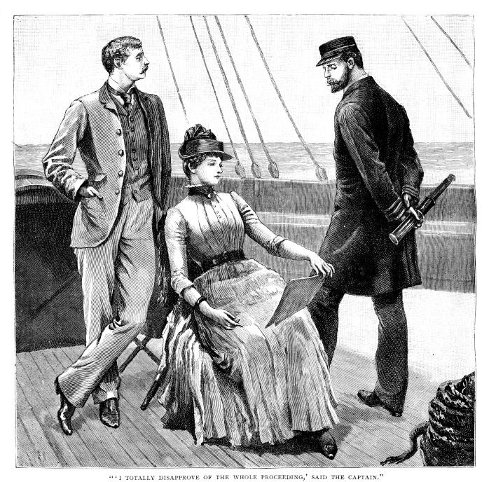 victorian ship