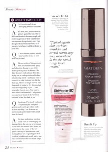 Macys Magazine M Beauty Tips