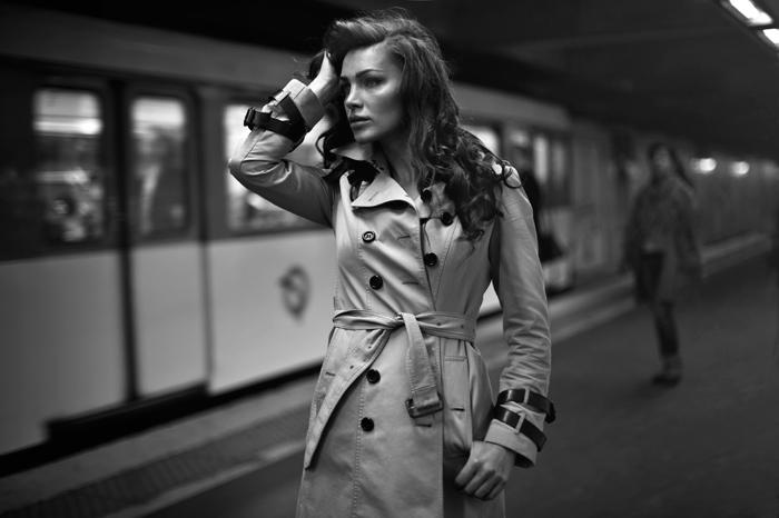 Woman travel model