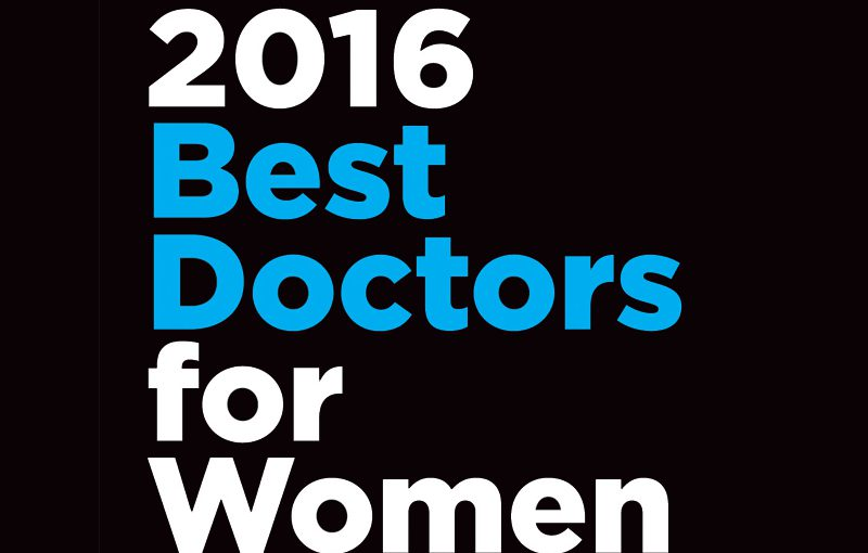 best doctor for women 2016