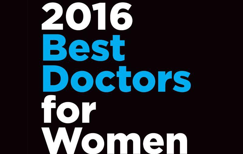 best doctor for women 2016