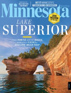 Minnesota Monthly July 2016