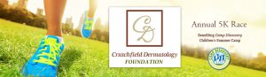 Crutchfield Dermatology Foundation 5K