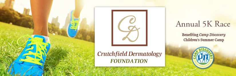 Crutchfield Dermatology Annual 5K Pictures