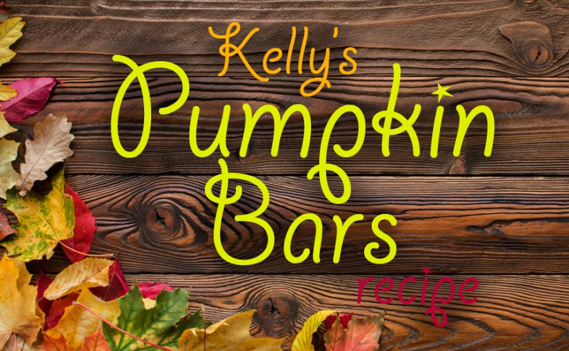 Easy & Delicious Pumpkin Bars Recipe