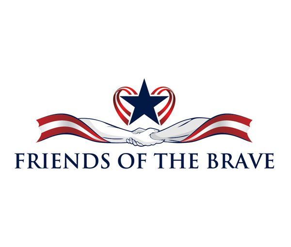 Friends of the Brave Logo