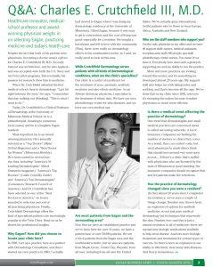 Charles Crutchfield Eagan Dermatologist