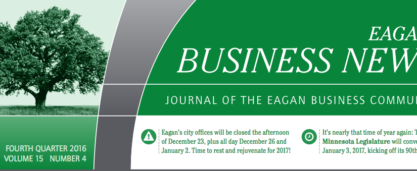 Dr. Charles Crutchfield Interview With Eagan Business News