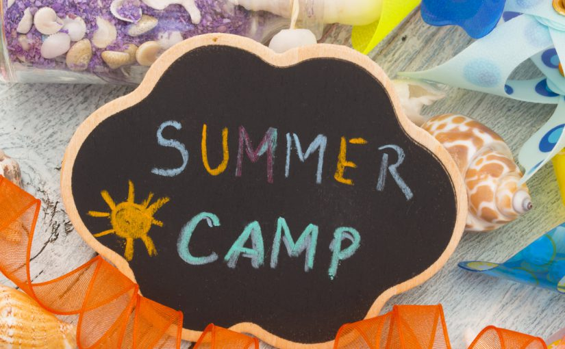 Summer Camp For Kids With Chronic Skin Conditions