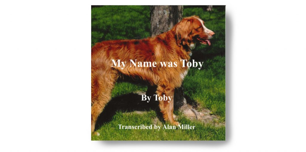 My Name Was Toby book