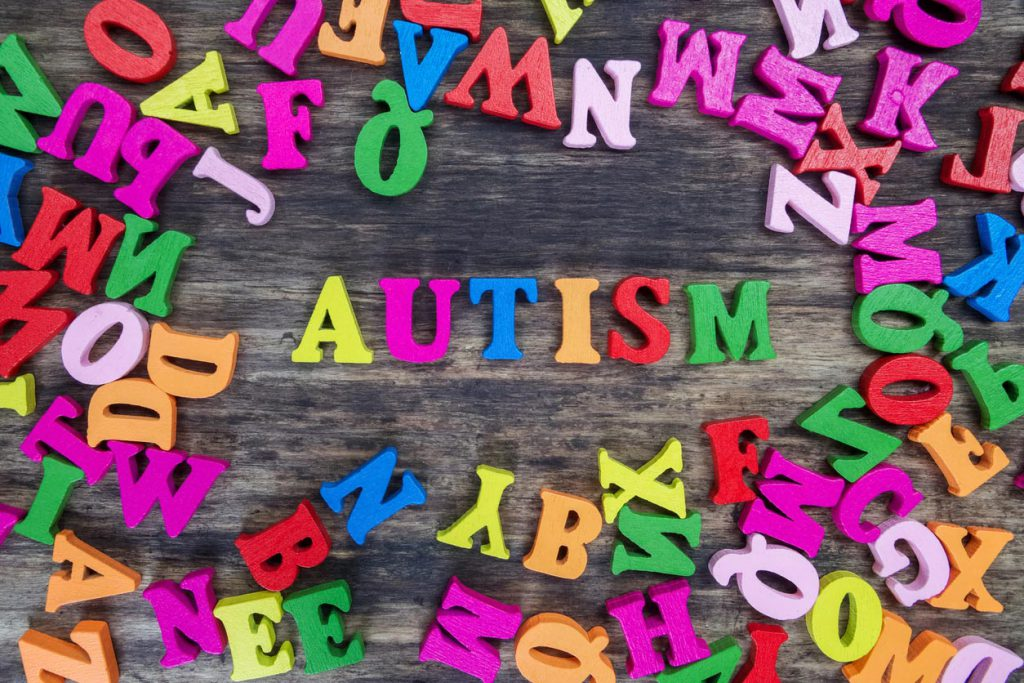 Autism in letters