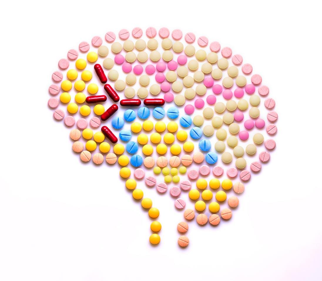 pills brain