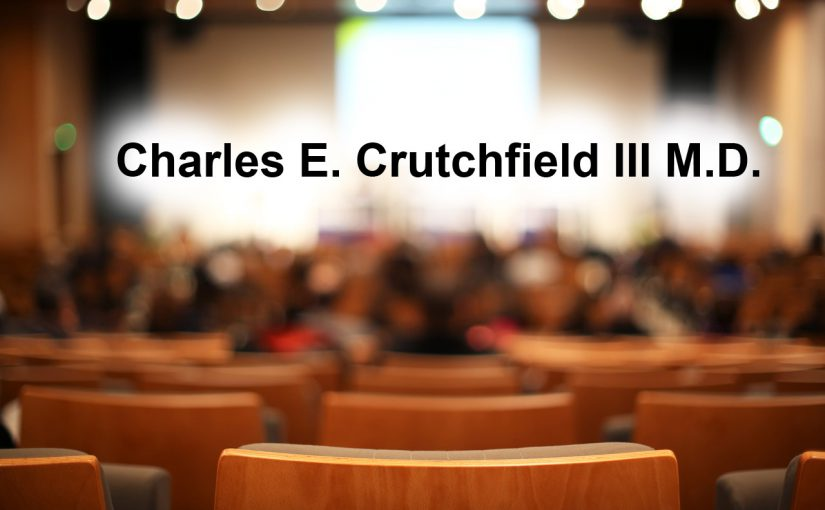 Charles Crutchfield Lectures
