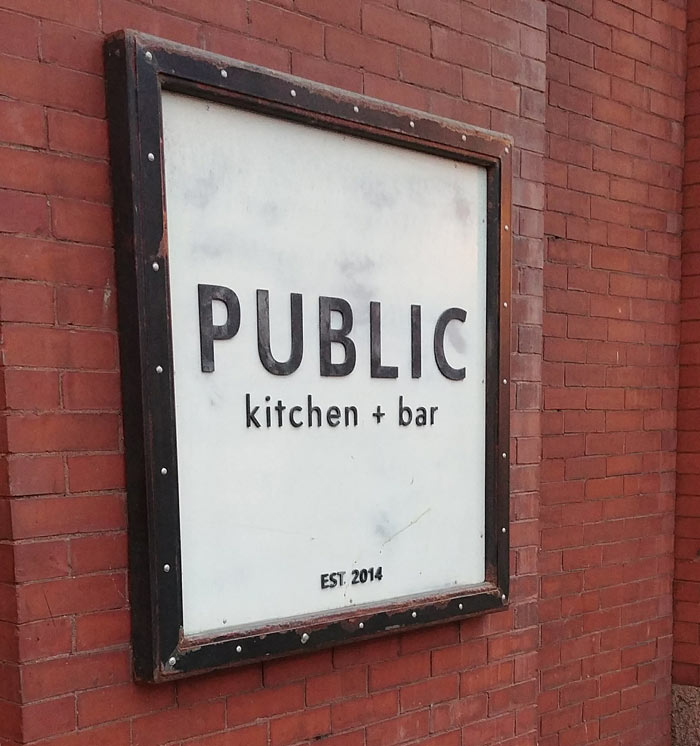 Public Kitchen and Bar in St. Paul Minnesota