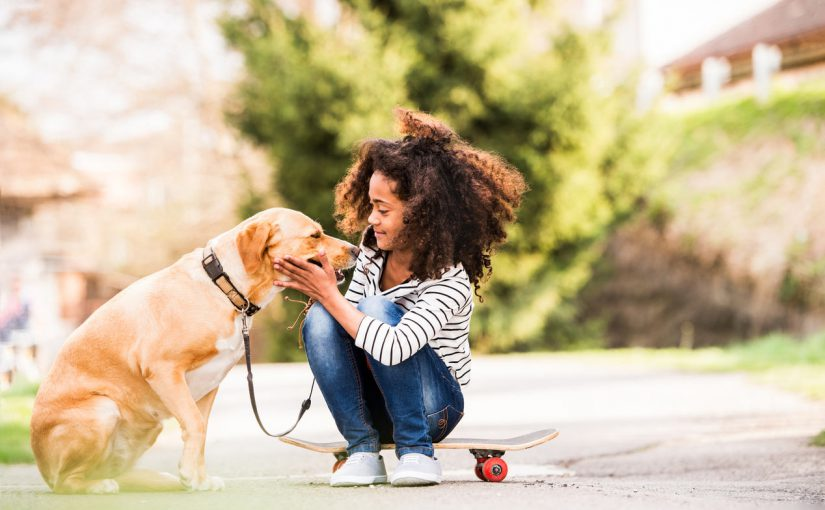 Pets can be excellent for both your mental and physical health