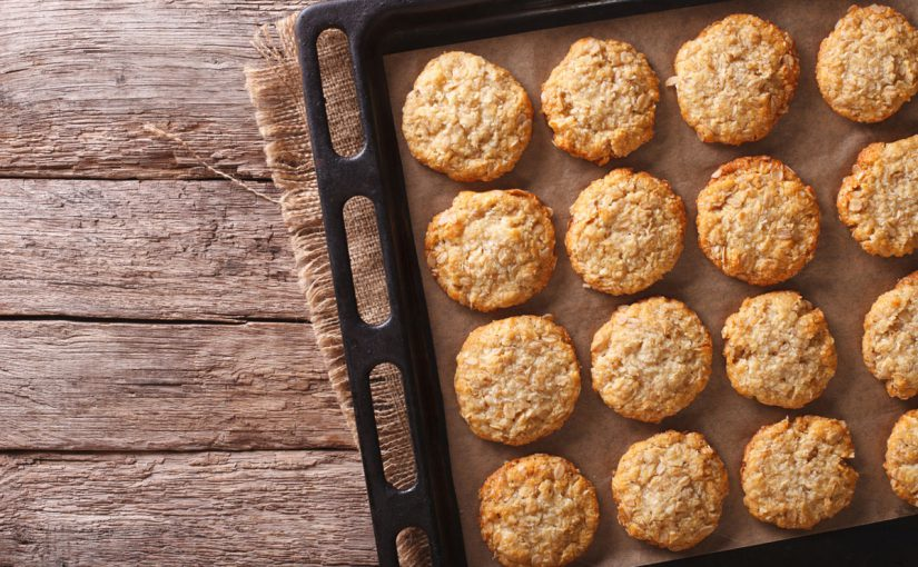 Famous Coconut Cookie Recipe