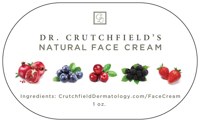 Crutchfield Face Cream