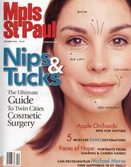 Minneapolis St. Paul Magazine 2004