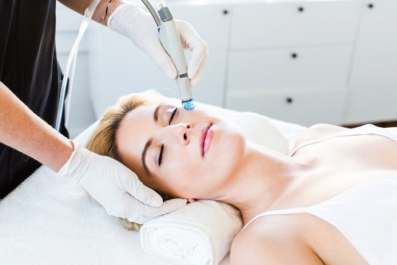 hydrafacial spa treatment