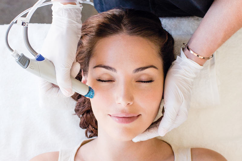 Hydrafacial Treatment   Crutchfield Dermatology