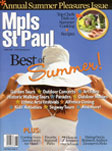 Mpls St. Paul Magazine Cover