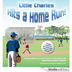 Little Charles Hits a Home Run Book