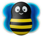 Pain relief buzzy