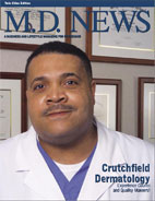 MD News with Dr. Charles Crutchfield
