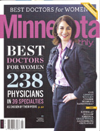 Minnesota Monthly May 2010 Cover